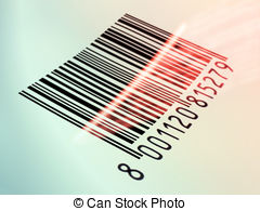 Barcode Reading   Laser Beam Reading A Printed Barcode