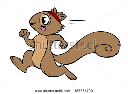 Cartoon Squirrel Stock Photos Illustrations And Vector Art
