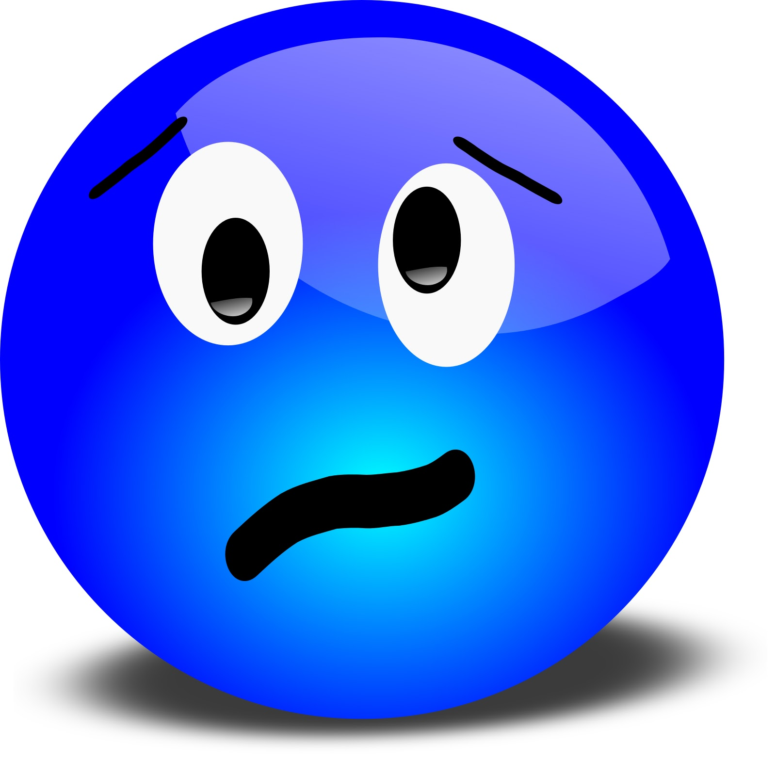 Frustrated Face Clip Art Images   Pictures   Becuo