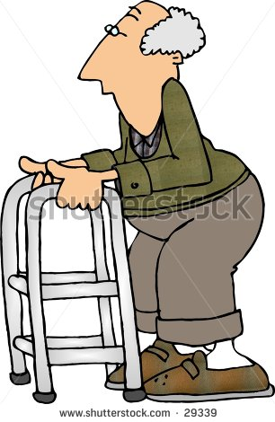Happy Birthday Old Man Clipart - Clipart Suggest