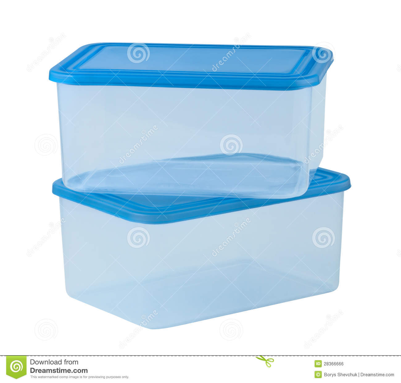 Plastic Container For Food Royalty Free Stock Image   Image  28366666