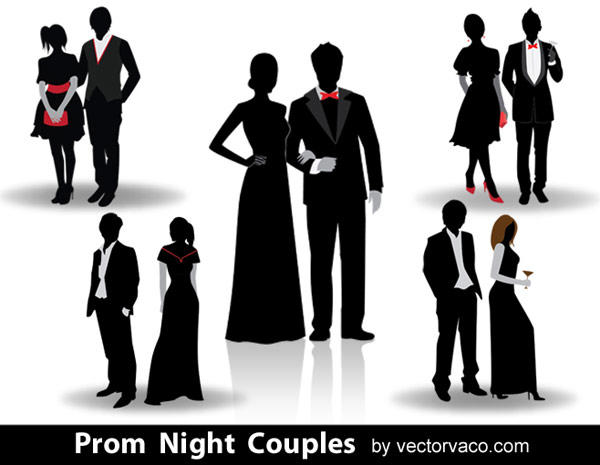 Prom Night Clipart - Clipart Kid