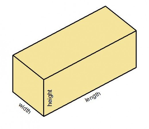 how to get the volume of a rectangular prism