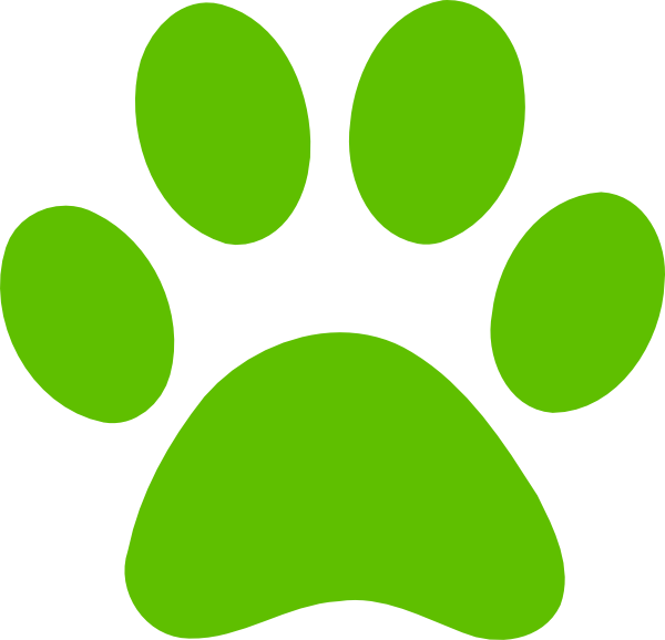 Puppy Paw Clipart - Clipart Kid