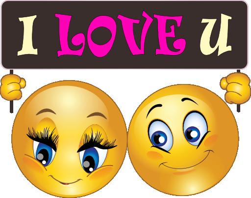 Couple Smiley Faces Clipart - Clipart Suggest