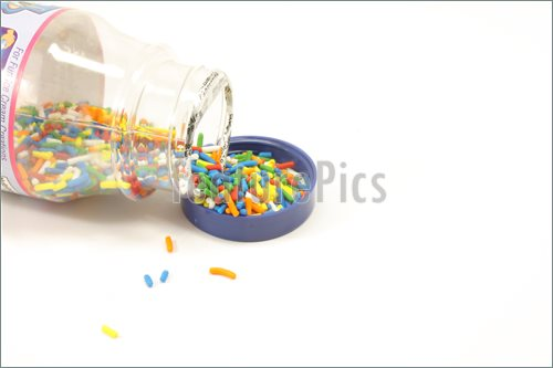 Photo Of Bottle Of Sprinkles  Royalty Free Image At Featurepics Com