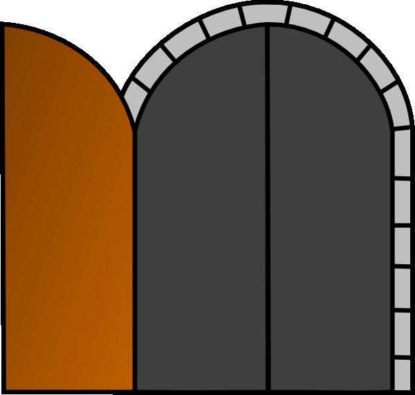 Animated Door Clipart - Clipart Kid