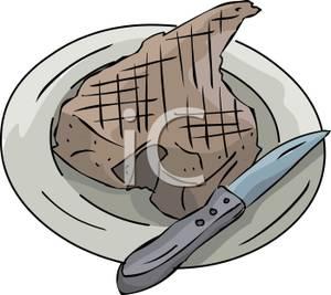 T-bone Steak Clipart - Clipart Suggest