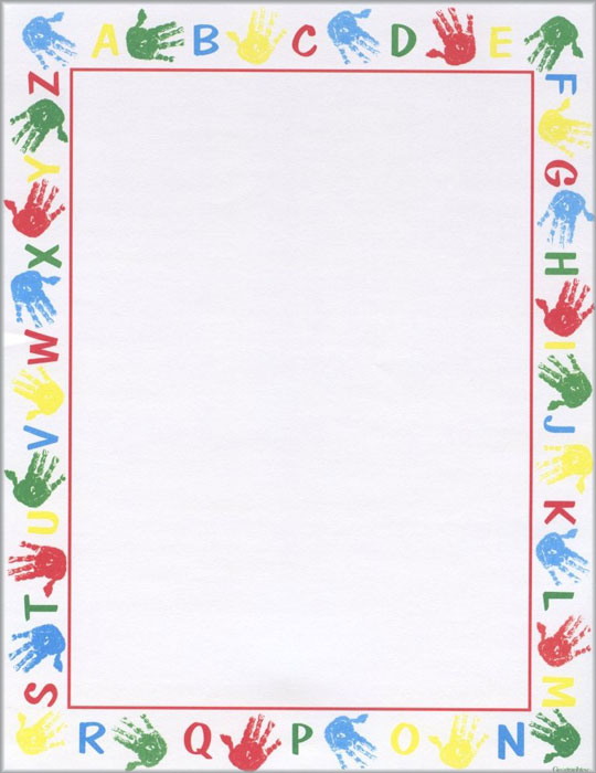 Calendar Border Clip Art : Border designs formal new calendar template site clipart kid