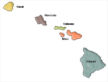 Free Hawaii Clipart   Free Clipart Graphics Images And Photos  Public