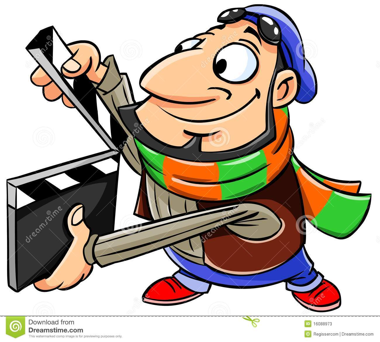 Movie Director Clipart Movie Director Clipart