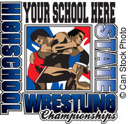 Spirit Wear Wrestling Design Vector   This Is A Pretty Nice