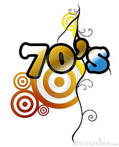 70s Groovy Clip Art   Seventies Royalty Free Stock Photography   Image