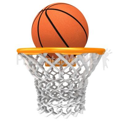 Basketball Rim Clipart - Clipart Kid