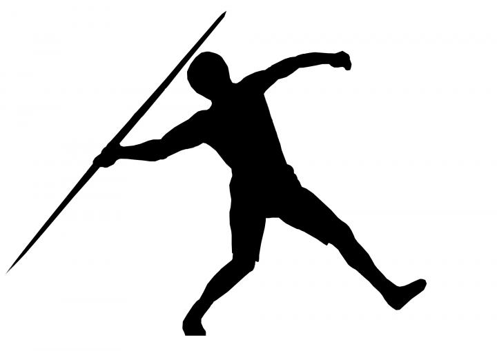 Clipart Javelin