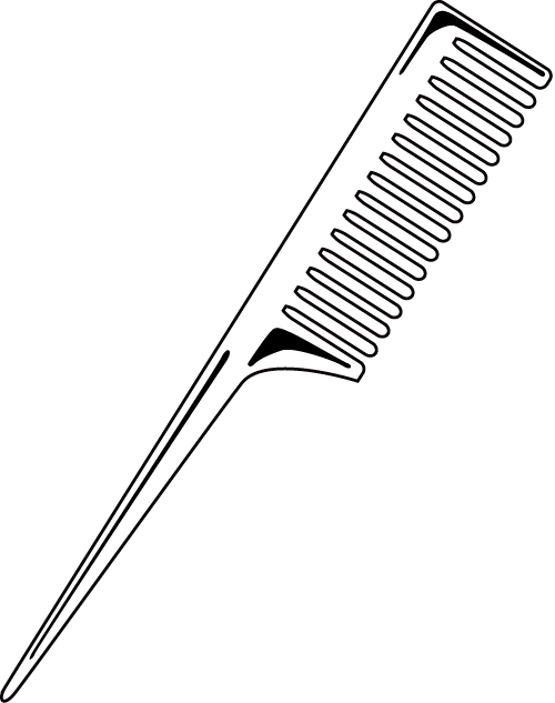 comb clipart clipart suggest
