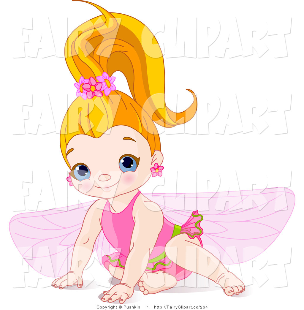 Cute Baby Girl Clipart Clip Art Of A Cute Baby Fairy