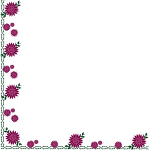 Flower Clip Art Images Flower Stock Photos   Clipart Flower Pictures