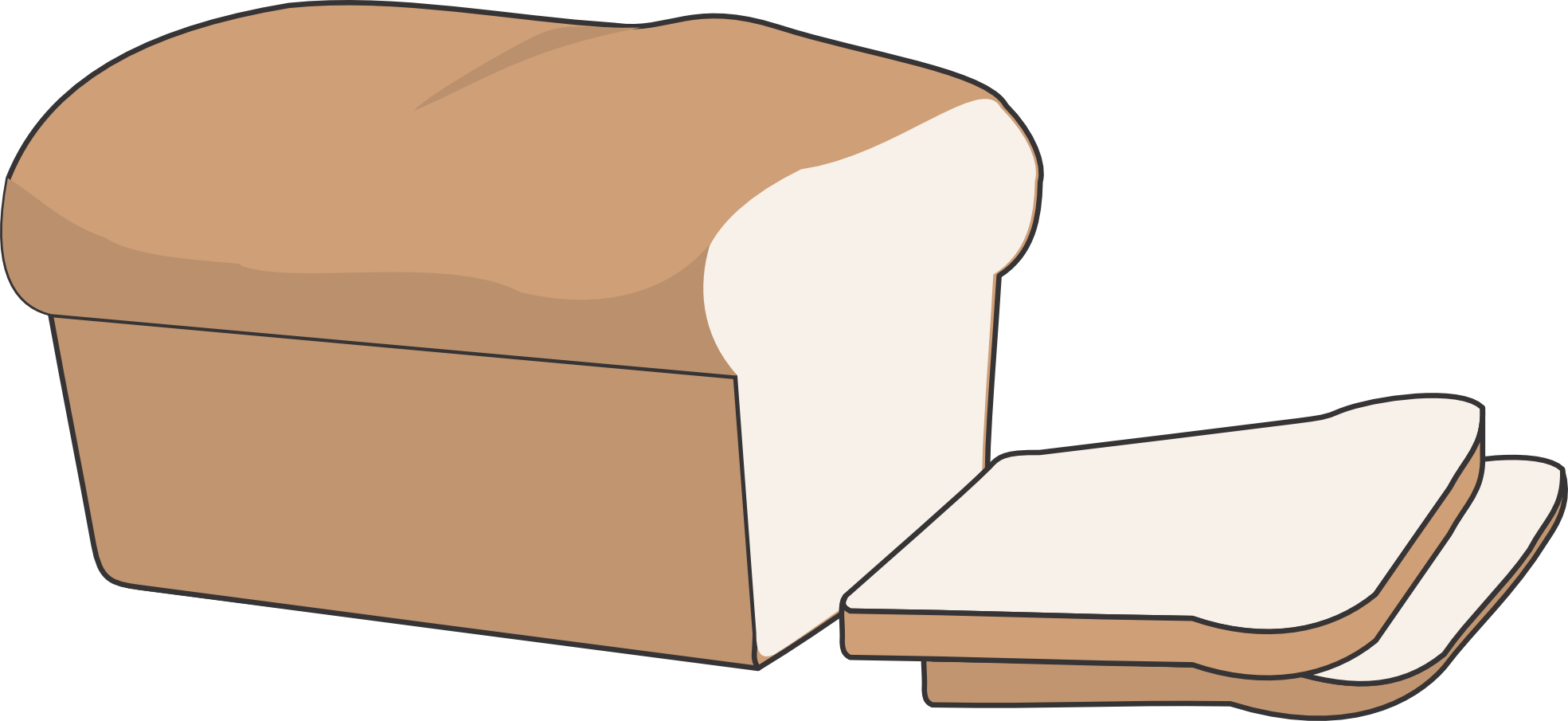 French Bread Clipart Cliparthut Free Clipart
