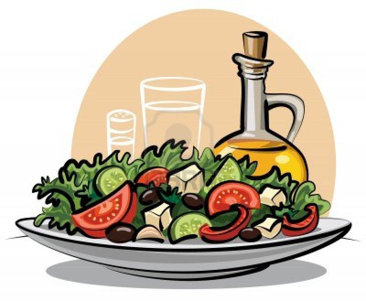 Clip Art Salad Clip Art salad clipart kid garden at a formal dinner