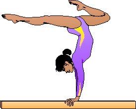 Gymnastics Bars Clipart - Clipart Kid
