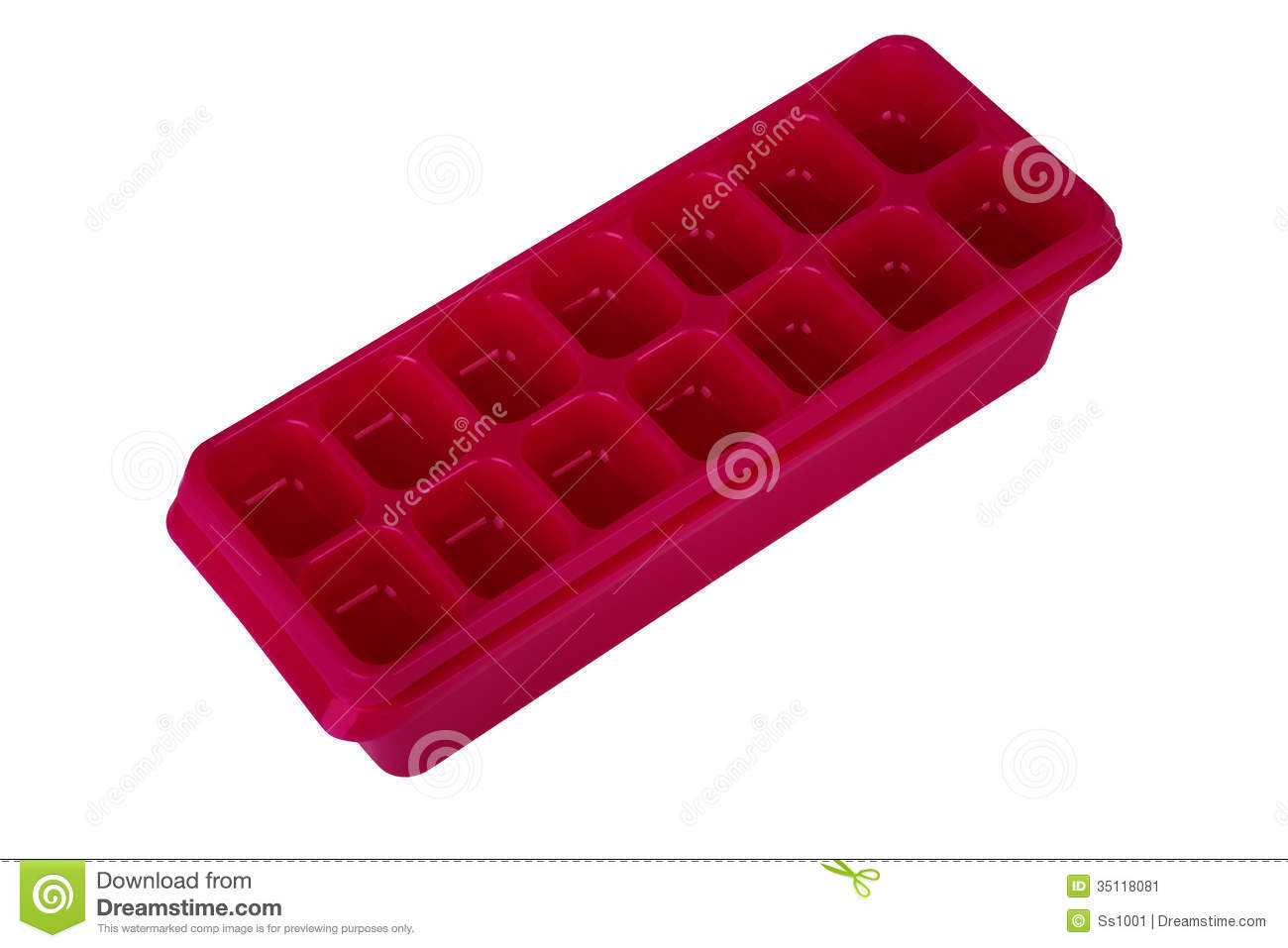 Ice Cube Tray Clipart Ice Cube Tray