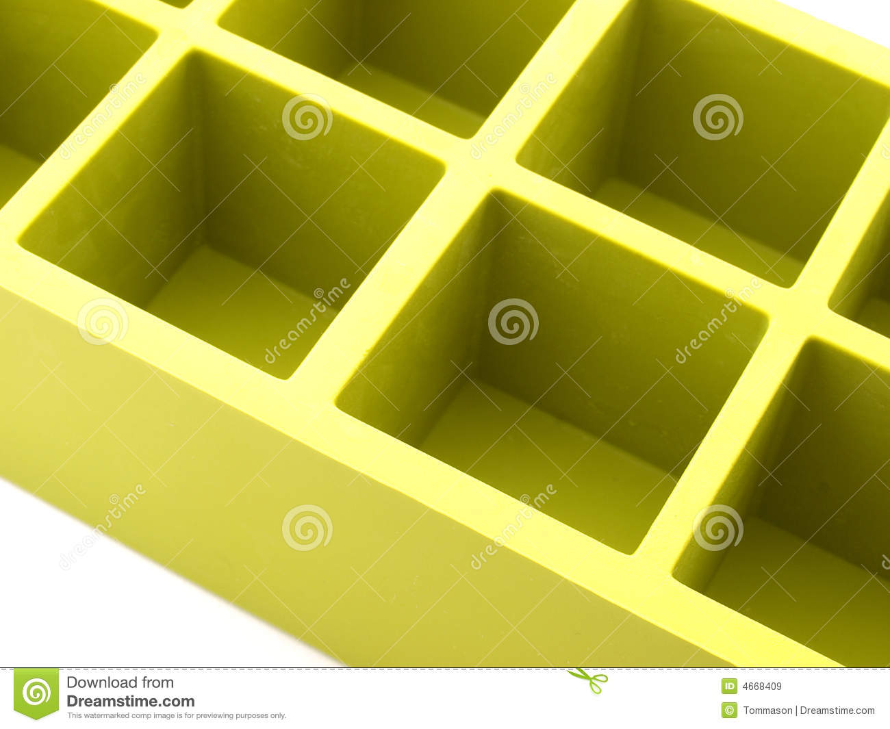 Ice Cube Tray Royalty Free Stock Images   Image  4668409