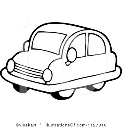 Free Car Black And White Clipart - Clipart Kid