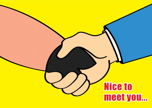 nice to meet you brussels