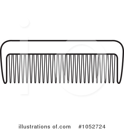 Royalty Free  Rf  Comb Clipart