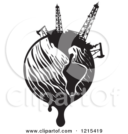 Royalty Free  Rf  Crude Oil Clipart Illustrations Vector Graphics  1