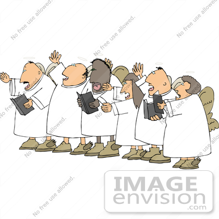 African Chorus Singing Groups Clipart Clipart Suggest