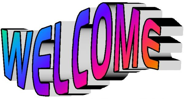 Clip Art Welcome Clipart welcome back graphics clipart kid mat panda free images