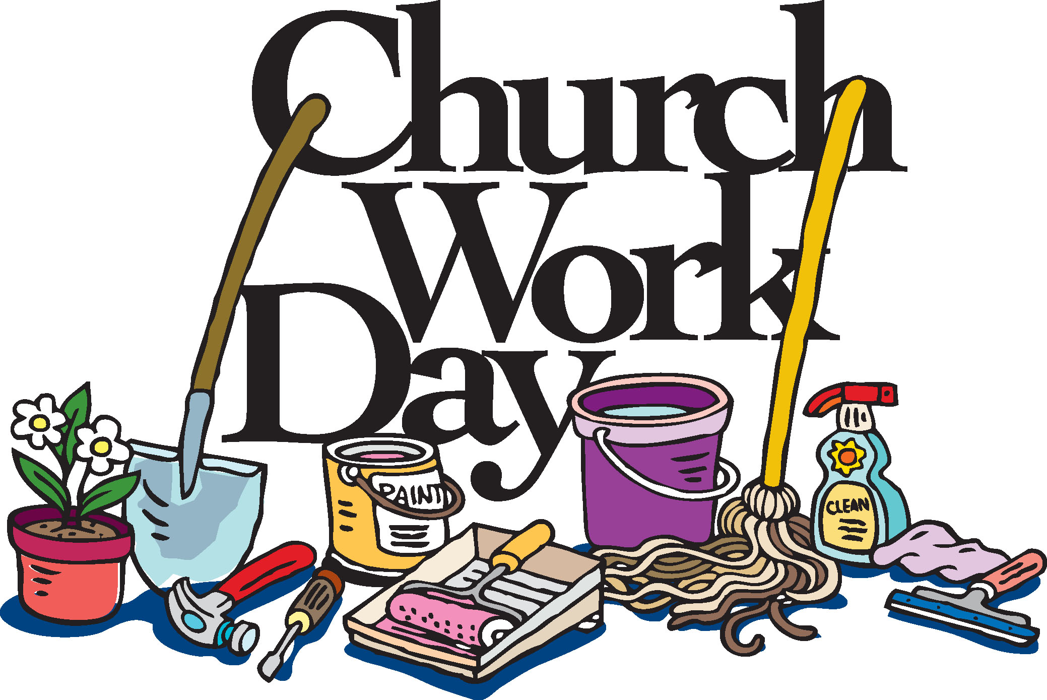 Image result for church clean up