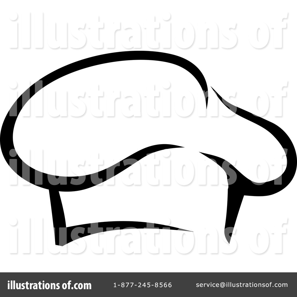 Bakers Hat Clip Art  Rf  Chef Hat Clipart