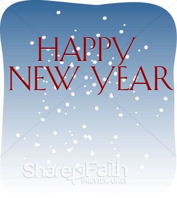 Christian Happy New Year Drawing Clip Art Photo Christian Happy New