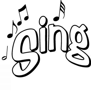Image result for images for singing