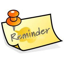 Image result for reminders images