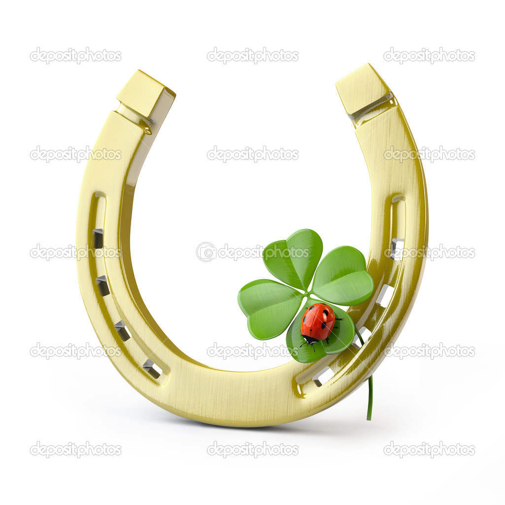 Lucky Symbols   Stock Photo   Alexraths  12822984