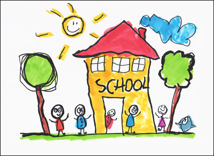 School Starts Clipart - Clipart Suggest