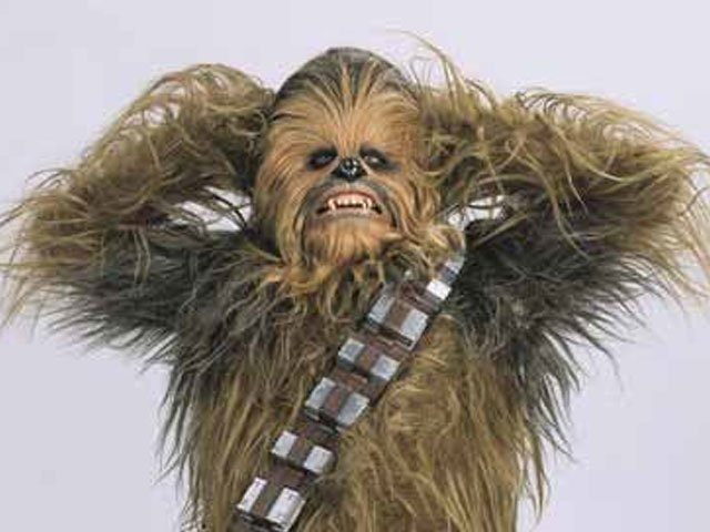 Peter Mayhew Best Known For His Role As Chewbacca In The Star Wars