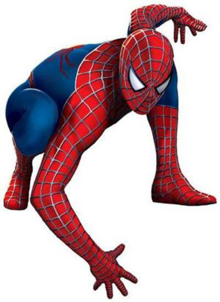 Roald Smeets Spider Man Image   Vector Clip Art Online Royalty