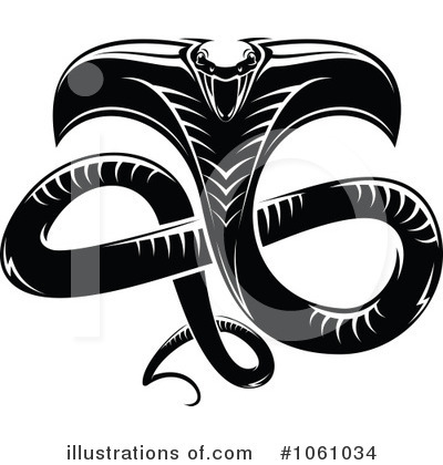 Snake Clipart  1061034 By Seamartini Graphics   Royalty Free  Rf
