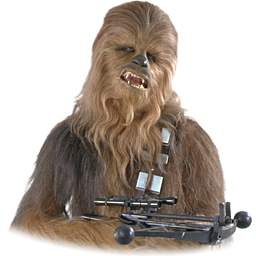 Star Wars Chewbacca Icon Png Clipart Image   Iconbug Com