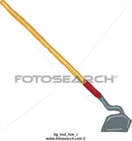 Garden hoe clipart clipart suggest for Gardening tools clipart