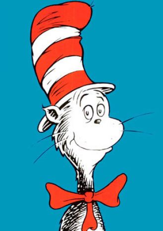 Dr Seuss Cat In Hat Clip Art  The Cat And The Hat Clip Art
