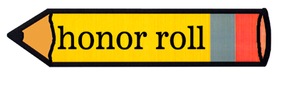 Honor Roll - Clipart Kid