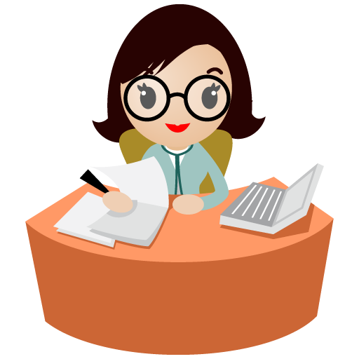 Female Social Worker Clipart - Clipart Kid