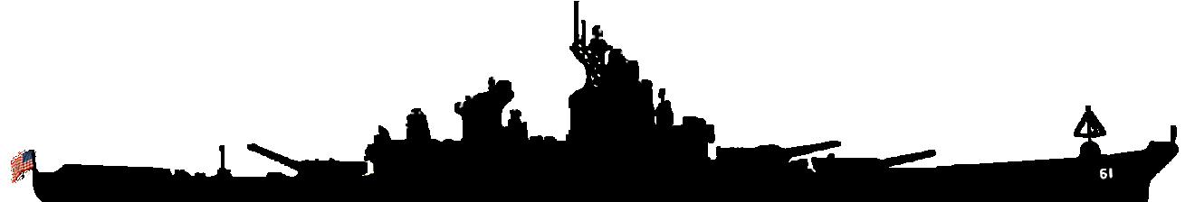 Battleship Silhouette Clipart - Clipart Suggest