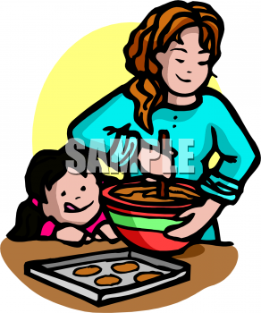 The Clip Art Directory   Baking Clipart Illustrations   Graphics
